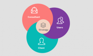 الاستراتيجيات في الـ UX وعناصرها البشرية.