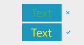 خمس طرق لحل مشكلة التباين بين الصور والنصوص