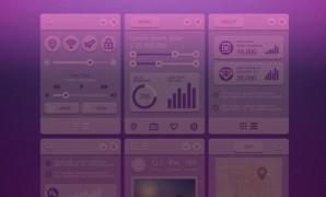 تأثيرالـ Shadow و Blur Effect في تصميم واجهة المستخدم الحديثة